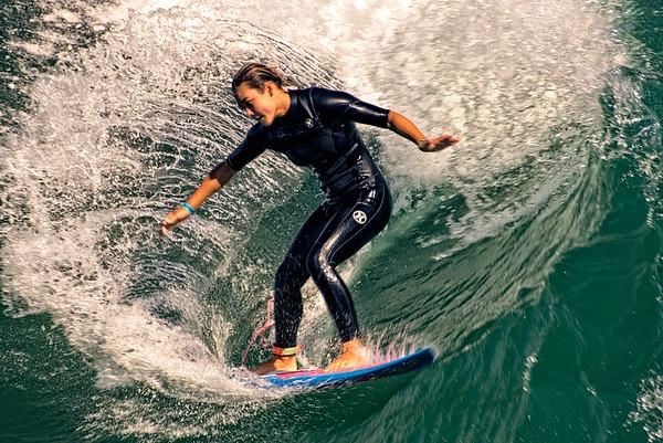 Vans US Open of Surfing 2015