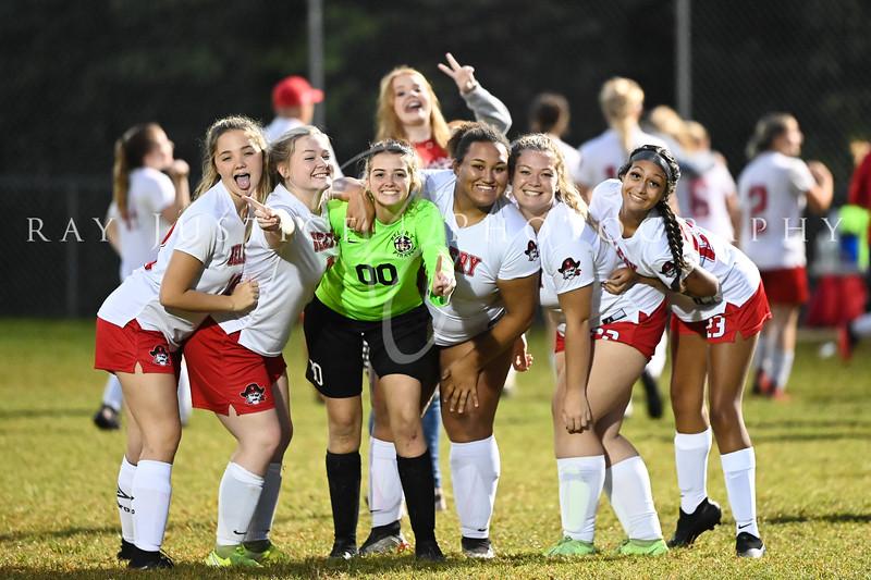 09/16/2021 Belfry Girls Soccer vs Pikeville