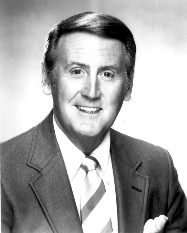 . Vin Scully in 1982.   L.A. Daily News file photo