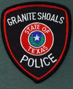 Granite Shoals Police