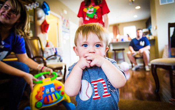Colton's First Birthday | 09.10.2016