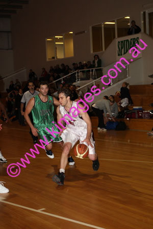 Hornsby Vs Manly 14-6-08