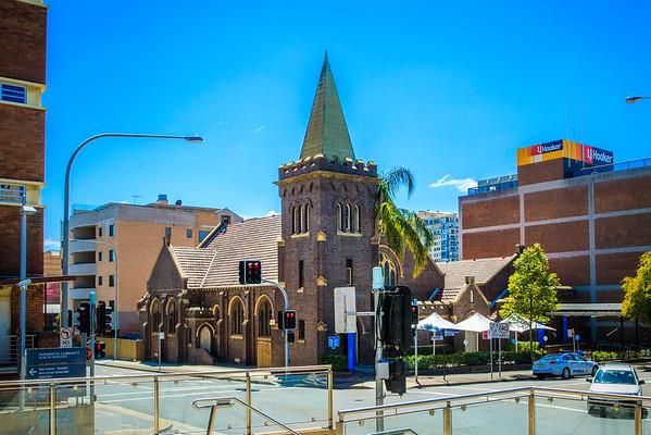 Granville, Parramatta & Rydalmere