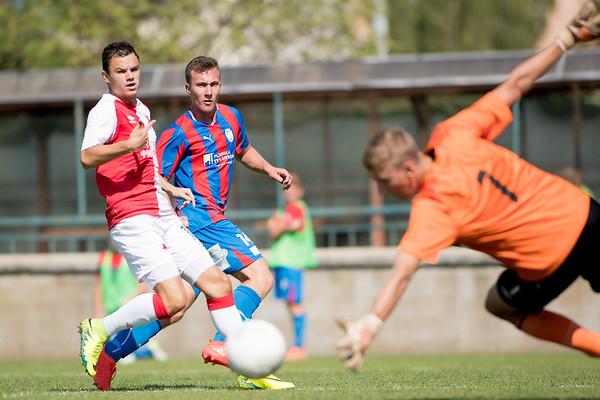 Slavia - Plzeň jun. 3:2