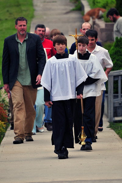 May 13 2012 - First Communion - Tucker County