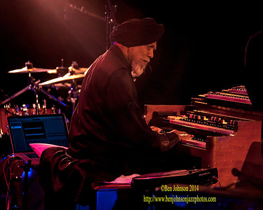 Dr. Lonnie Smith Trio - Montgomery County College 2014