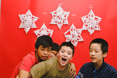 6-303 christmas party photobooth