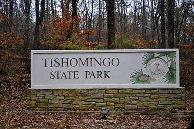 Tishomingo Ms state park