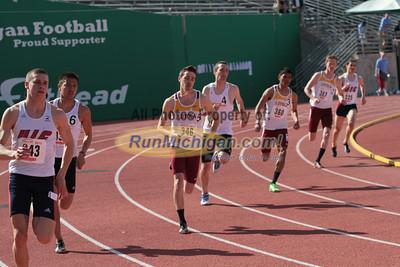 800M Prelims Men - 2013 Horizon League Outdoor Championships