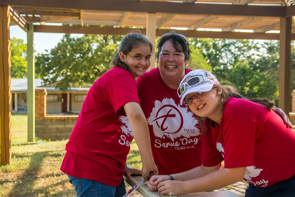 Serve Day August 16, 2014