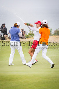 2013 US Women's Open Golf at Sebonack Golf Course in Southampton, NY June 24-30, 2013