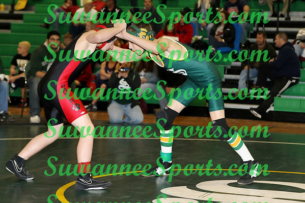Suwannee High School Wrestling 2010-11