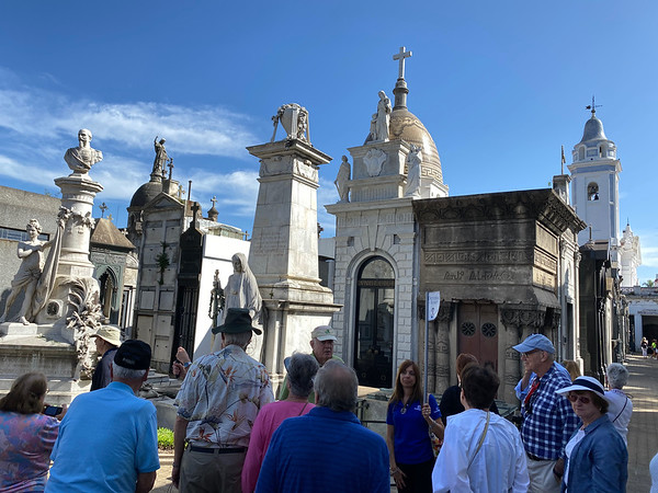 Buenos Aires - Recoleta Cemetery