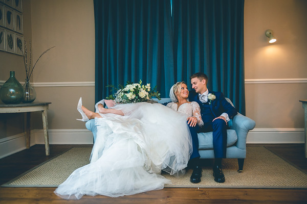 Sophie & David - Hyde House Wedding Photography