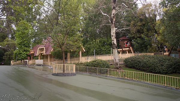 Disneyland Resort, Disneyland, Fantasyland, Mickey's ToonTown, Mickey, Toon, Town, Train, Depot, Station