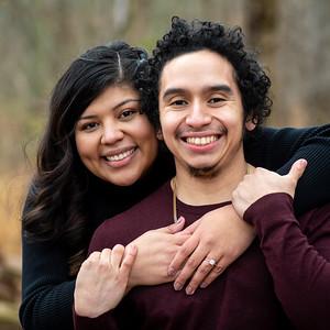 Selina & Kelvin's Engagement Portraits Quick Picks