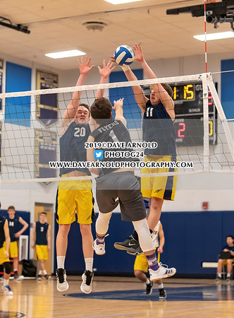 4/1/2019 - Boys Varsity Volleyball - Needham