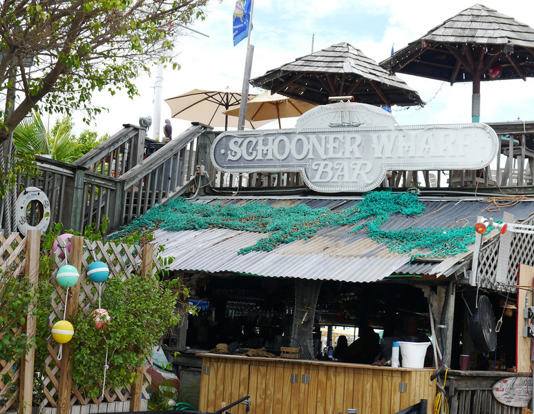 Schooner Wharf Bar, Key West, Florida