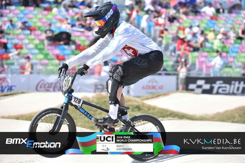 UCI BMX WC BAKU  - Challenge  +12y part 1
