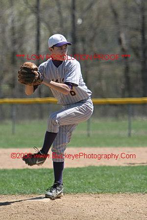 Boys Junior Varsity Baseball
