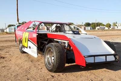 Southern NM Speedway - Sept, 2012