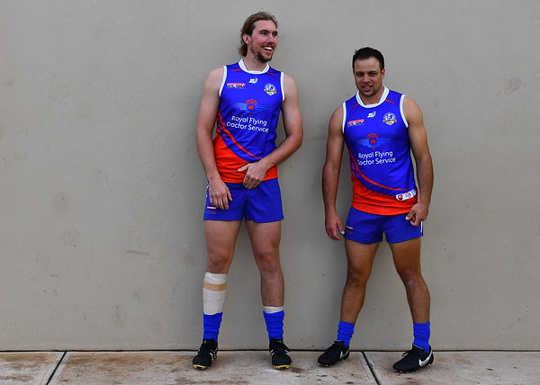 Renmark Football Club Charity Game 2019 Jumpers (Round 9 v Lox North)
