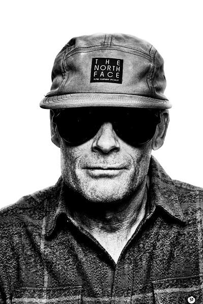 Conrad Anker, Alpinist, The North Face