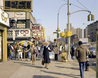 alphabet city / people  streets NY