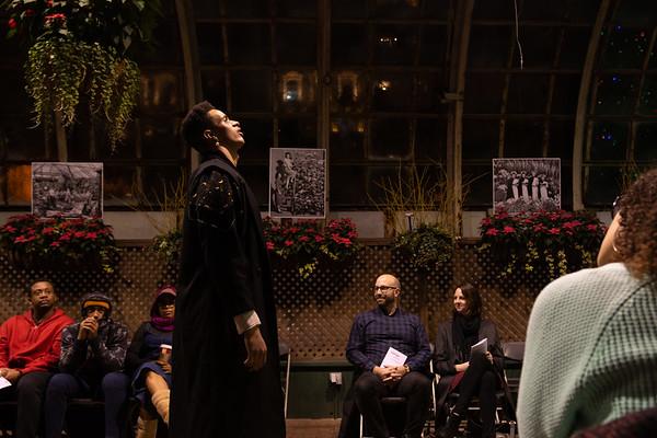 Twelfth Night (Midsommer Flight, December 2018)