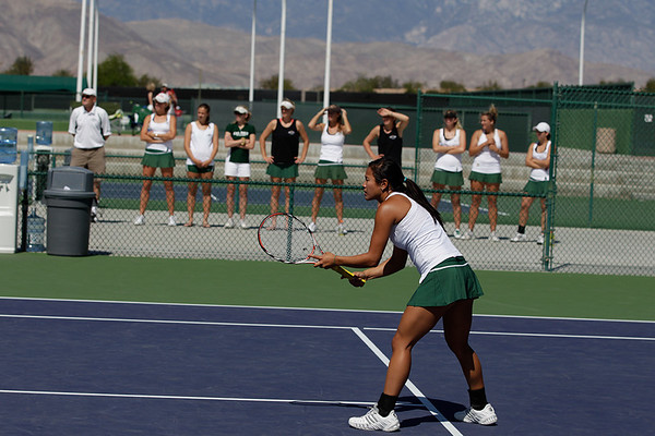 Cal Poly womans sat match