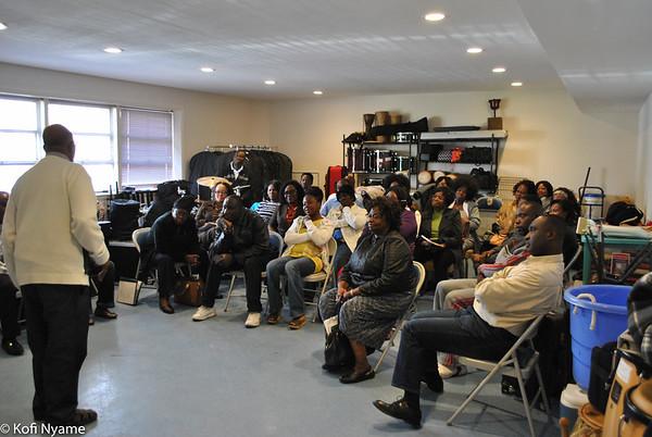 Choir Workshop with Bro. Pius - VA