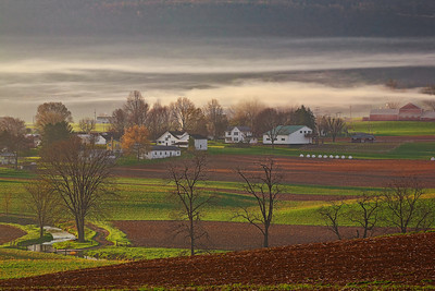 Central Pennsylvania - 宾夕法尼亚 田园