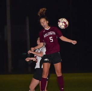 AMHS Girls Varsity Soccer vs TV photos by Gary Baker