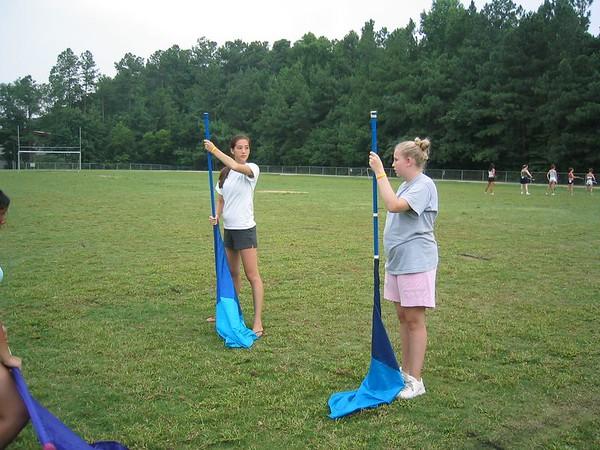 2005-08-03: Band Camp Day 3