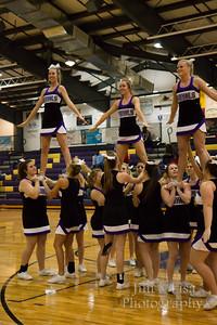 Varsity Cheer, February 13