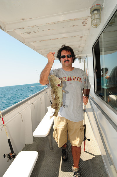 AAMP Fishing Excursion 2010
