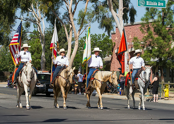 Norco - Labor Day Parade