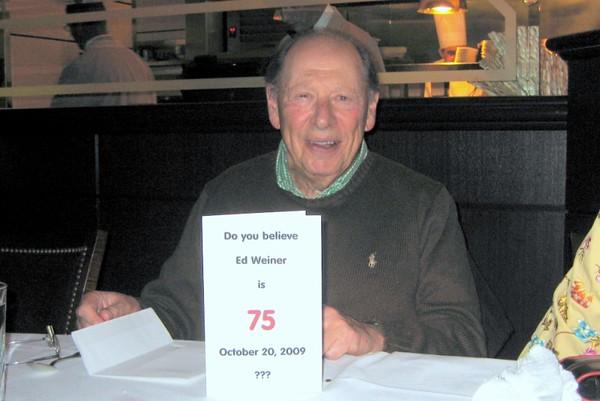 10 Ed's 75th Birthday