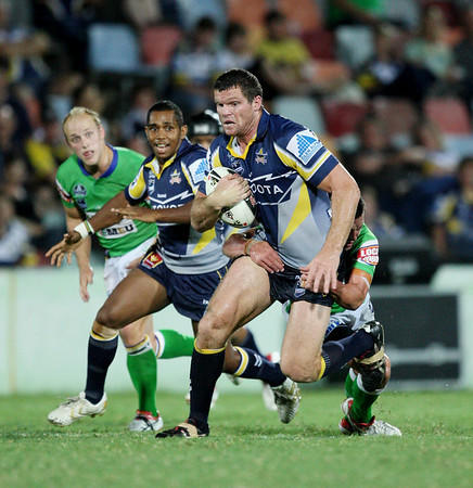 North Queensland Cowboys 2008 Match Photos