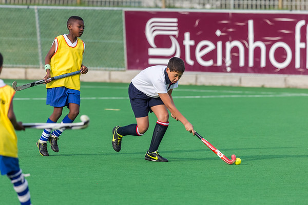 Hockey u12 Boston vs. Ikhwezi