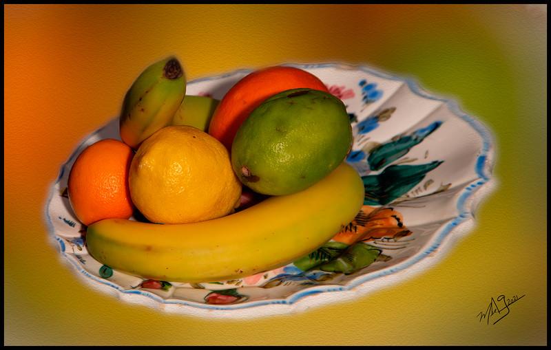 Fruit/Citrus Plate