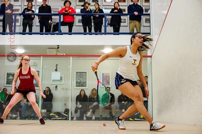 d44 2020-02-22 Evie Coxon (Harvard) and Ashita Bhengra (Trinity)