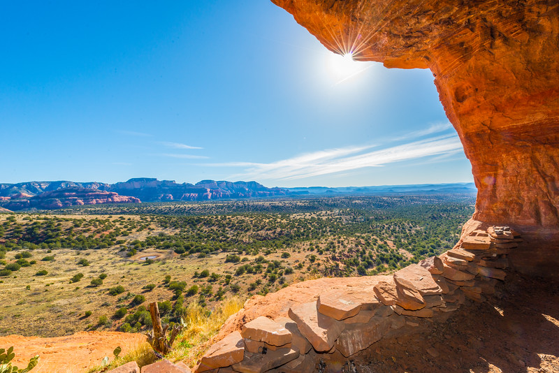Robbers Roost in Sedona Arizona, photography by Tony Marinella