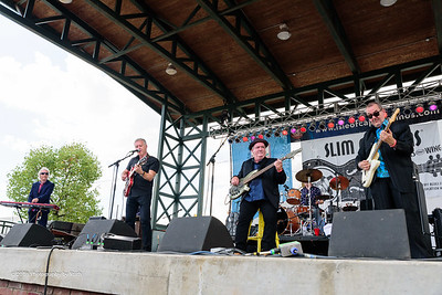 Backbone Blues Band - King Biscuit Blues Festival - 10-06-2018