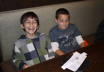 Zach's 9th Birthday