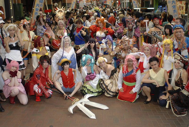 Osu Parade 2011