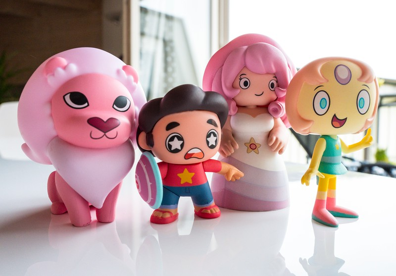 Steven Universe Funko toys