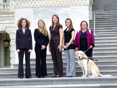 2007 NAA Winners in Washington DC, February 2008