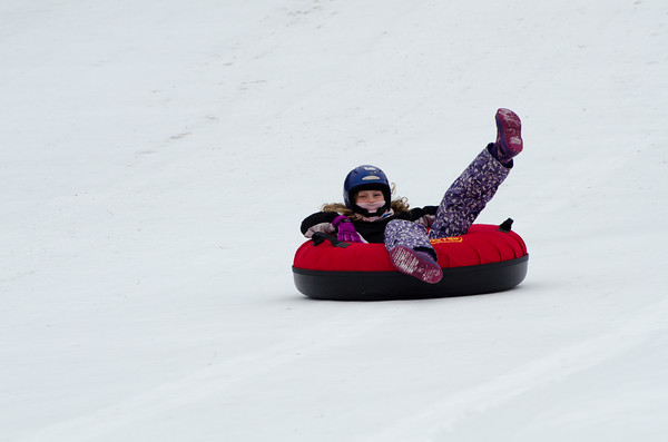 Tubing at Mount Ascutney