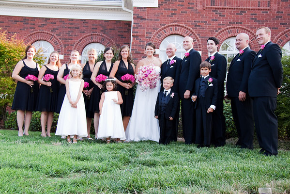 Pruden-Ballard Wedding